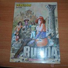 Fumetti: TOTEM-COMICS - LAS AVENTURAS DE BUNDA - PERELLON - NEW COMIC 1988. Lote 45059091