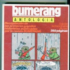 Cómics: BUMERANG ANTOLOGIA MAS DE 300 PAGINAS NUEVA FRONTERA. Lote 47406142