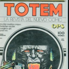 Cómics: TOTEM LA REVISTA DEL NUEVO COMIC Nº6. Lote 47412727