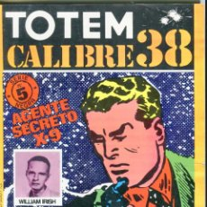 Cómics: TOTEM CALIBRE 38 Nº 5. Lote 47417280