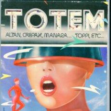 Cómics: TOTEM Nº 44 ALTAN - CREPAX - TOPPI - MANARA ...... Lote 47417579