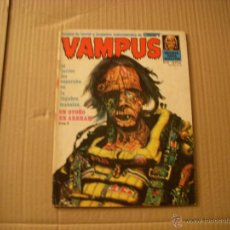 Fumetti: VAMPUS Nº 40, EDITORIAL NUEVA FRONTERA. Lote 47498630