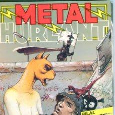 Comics: METAL HURLANT Nº 10 EXCELENTE ESTADO PRINCIPIOS DE LOS AÑOS 80. Lote 47523660