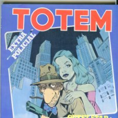 Cómics: TOTEM EXTRAN Nº 14 ESPECIAL POLICIAL 1 PORTADA LORO MUY BUEN ESTADO. Lote 47652440