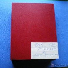 Cómics: EDITORIAL NUEVA FRONTERA TOTEM 7 /1 TOMO - NºS 31,32,33,34,35. 1983 ENCUADERNADOS PDELUXE. Lote 47860174