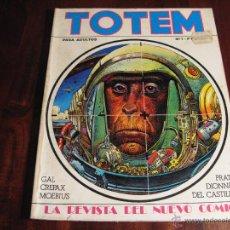 Cómics: TOTEM NUMERO 1. Lote 47865119