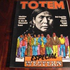 Cómics: TOTEM 10, ESPECIAL WESTERN. Lote 47865136