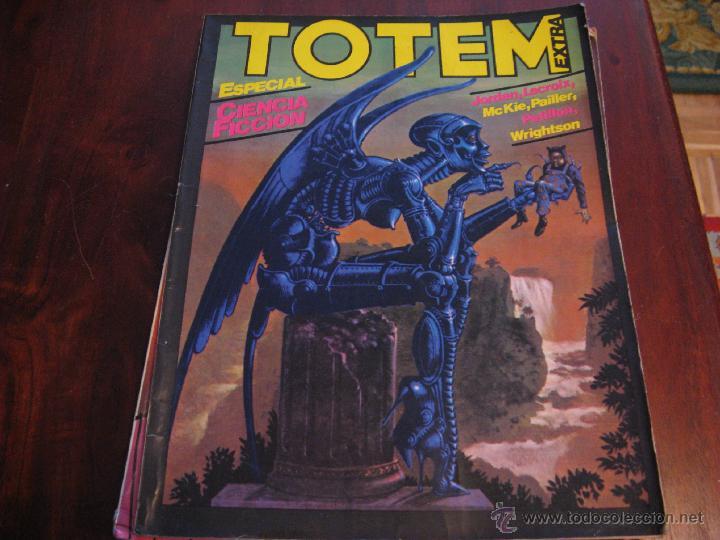 TOTEM EXTRA 21 (Tebeos y Comics - Nueva Frontera)