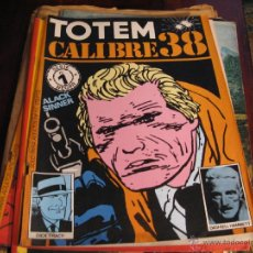Cómics: TOTEM CALIBRE 38 NUMERO 1. Lote 47931731