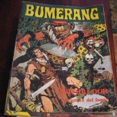 Cómics: BUMENRANG NUMERO 4. Lote 47952206