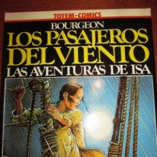 Cómics: LOS PASAJEROS DEL VIENTO TOTEM COMICS COLECCION VERTIGO. Lote 48005031