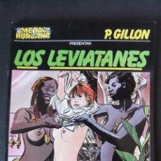 Cómics: METAL HURLANT COLECCION METAL Nº 6 LOS LEVIATANES. Lote 48256520