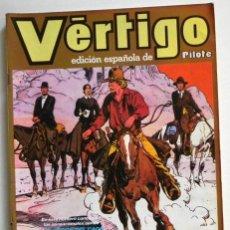 Cómics: VÉRTIGO Nº 12 ( PILOTE )- CÓMIC PARA ADULTOS - AÑOS 80 - VÍCTOR MORA - GOETZINGER - ESPECIAL CREPAX. Lote 48344936