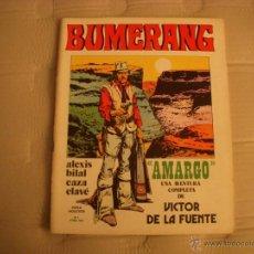 Cómics: BUMERANG Nº 1, EDITORIAL NUEVA FRONTERA. Lote 48428276