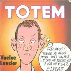 Cómics: TOTEM 51. Lote 49238806