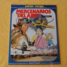 Comics : SUPER TOTEM. Nº 20. MERCENARIOS DEL AIRE. TACCONI. NUEVA FRONTERA. C-2. Lote 50312729