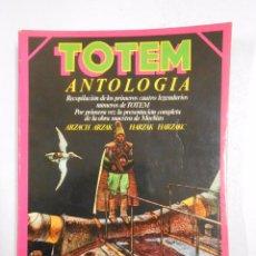 Cómics: TOTEM ANTOLOGIA. ARZACH ARZAK. RECOPILACION DE LOS PRIMEROS CUATRO LEGENDARIOS NUMEROS. TDKC9. Lote 50410918