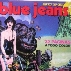 Cómics: SUPER BLUE JEANS. NROS. 19,20,22,23,25 Y 27. EDITORIAL NUEVA FRONTERA.. Lote 51492891