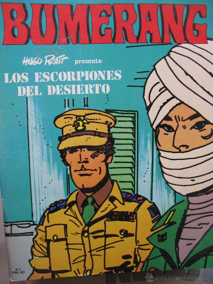 Cómics: BUMERANG. EL IMPACTO DE LOS GRANDES MESTROS. NROS. 1 AL 13. NUEVA FRONTERA. (COMO NUEVOS) - Foto 5 - 52312876