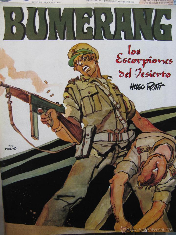 Cómics: BUMERANG. EL IMPACTO DE LOS GRANDES MESTROS. NROS. 1 AL 13. NUEVA FRONTERA. (COMO NUEVOS) - Foto 6 - 52312876