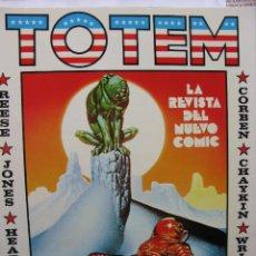 Cómics: TOTEM EXTRA. NROS. 1/6 Y 8/11. NUEVA FRONTERA (COMO NUEVOS). Lote 52314515