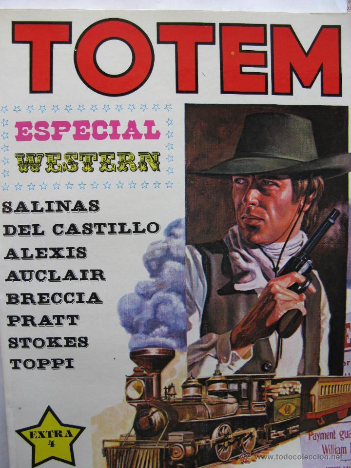 Cómics: TOTEM EXTRA. NROS. 1/6 Y 8/11. NUEVA FRONTERA (COMO NUEVOS) - Foto 4 - 52314515