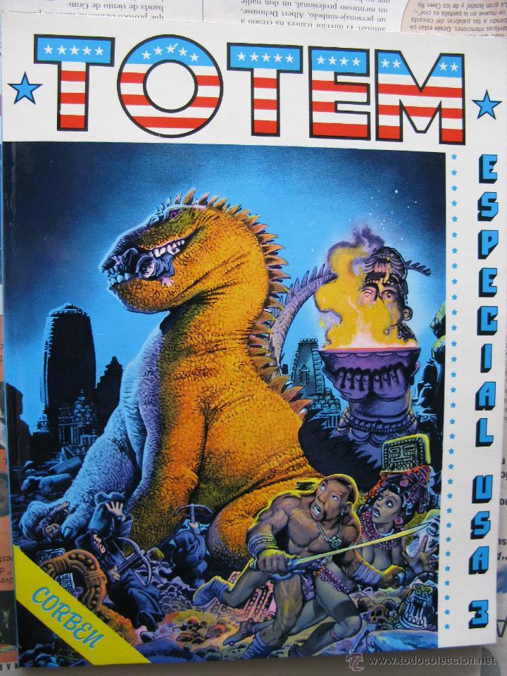 Cómics: TOTEM EXTRA. NROS. 1/6 Y 8/11. NUEVA FRONTERA (COMO NUEVOS) - Foto 7 - 52314515
