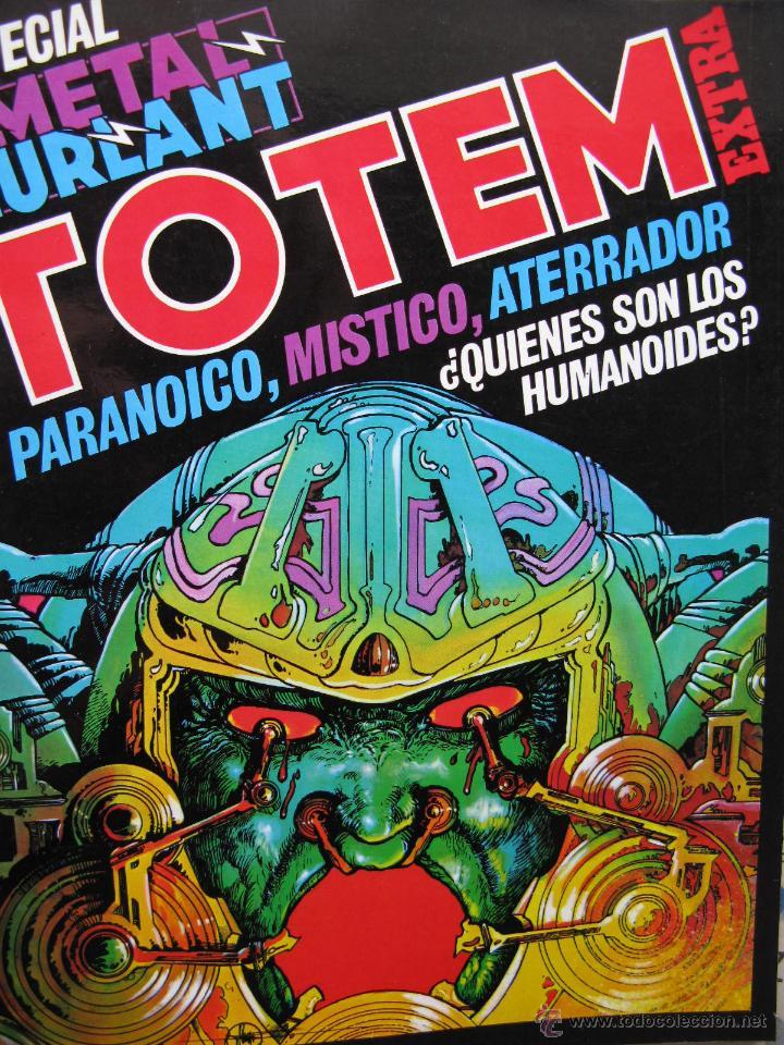 Cómics: TOTEM EXTRA. NROS. 1/6 Y 8/11. NUEVA FRONTERA (COMO NUEVOS) - Foto 10 - 52314515