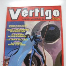 Comics: VERTIGO Nº 9. EDICION ESPAÑOLA DE PILOTE. 64 PAGINAS EN COLOR. Lote 52481807