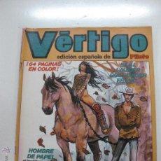 Comics: VERTIGO Nº 2. EDICION ESPAÑOLA DE PILOTE. 64 PAGINAS EN COLOR. Lote 52481881