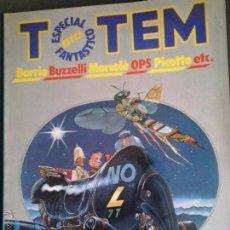 Cómics: TOTEM EXTRA FANTASTICO Nº 1 - EDITORIAL NUEVA FRONTERA. Lote 52698537
