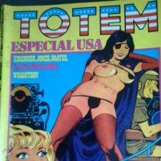 Cómics: TOTEM ESPECIAL USA - EDITORIAL NUEVA FRONTERA. Lote 52720121