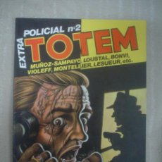 Cómics: TOTEM EXTRA POLICIAL 2 (EXTRA 18). Lote 53014459