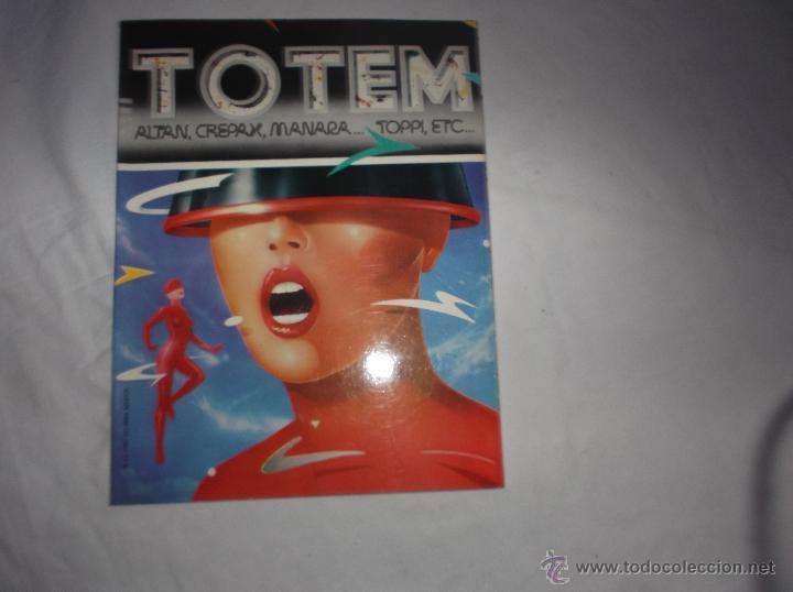 TOTEM Nº 44: ALTAN, CREPAX, MANARA, TOPPI... EDITORIAL NUEVA FRONTERA, 1977 (Tebeos y Comics - Nueva Frontera)