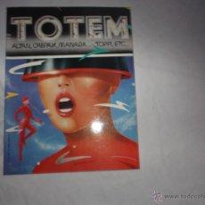 Cómics: TOTEM Nº 44: ALTAN, CREPAX, MANARA, TOPPI... EDITORIAL NUEVA FRONTERA, 1977. Lote 53188088
