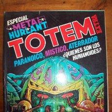 Cómics: TOTEM EXTRA. NÚM. 11 : ESPECIAL METAL HURLANT. Lote 53431540