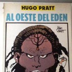 Cómics: HUGO PRATT - AL OESTE DEL EDÉN - TOTEM COMICS - 1991. Lote 53439761
