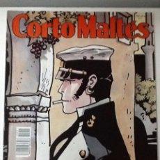 Cómics: CORTO MALTÉS Nº 11 - EL ORO DE CRUSH - HUGO PRATT - 1990. Lote 53439863