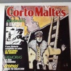 Cómics: CORTO MALTÉS Nº 6 - LA MACUMBA DEL GRINGO - HUGO PRATT - 1989. Lote 53439908