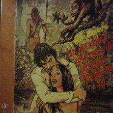 Cómics: TOTEM BIBLIOTECA - LAS AVENTURAS AFRICANAS DE GIUSEPPE BERGMAN DE MILO MANARA - NUEVA FRONTERA. Lote 53736541