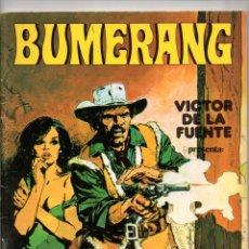 Cómics: Nº 2 BUMERANG/SUPERBUMERANG, NUEVA FRONTERA, S. A., MADRID, 1978. Lote 54438486