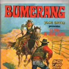 Cómics: Nº 8 BUMERANG/SUPERBUMERANG, NUEVA FRONTERA, S. A., MADRID, 1978. Lote 54438492