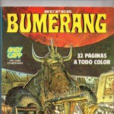 Cómics: Nº 18 BUMERANG/SUPERBUMERANG, NUEVA FRONTERA, S. A., MADRID, 1978. Lote 54438501