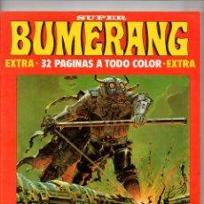 Cómics: Nº 19 BUMERANG/SUPERBUMERANG, NUEVA FRONTERA, S. A., MADRID, 1978. Lote 54438505