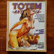 Cómics: COMIC TOTEM ANTOLOGIA, NUMERO 8. Lote 54718630