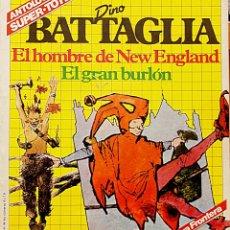 Cómics: SUPER TOTEM. ANTOLOGIA Nº 3. DINO BATTAGLIA. AÑO 1980. Lote 54860730