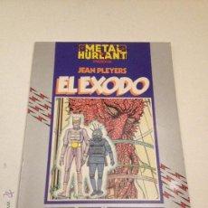Cómics: COLECCION HUMANOIDES Nº 14. EL EXODO. JEAN PLEYERS. NUEVA FRONTERA 1984. Lote 54988716
