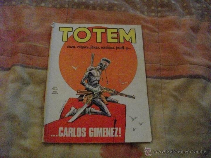 COMIC TOTEM Nº 23. VER FOTOS QUE NO TE FALTE EN TU COLECCION (Tebeos y Comics - Nueva Frontera)