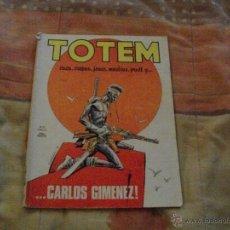 Cómics: COMIC TOTEM Nº 23. VER FOTOS QUE NO TE FALTE EN TU COLECCION. Lote 55026621
