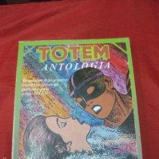Cómics: TOTEM ANTOLOGIA - 3 - RECOPILACION NUMEROS 31, 33, 34, 35 DE TOTEM. NUEVA FRONTERA. Lote 56277800
